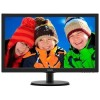 "LCD Philips 21.5"" 223V5LSB (00/01) Glossy-Black TN LED 5ms 16:9 DVI 10M:1 250cd"