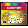 Compact Flash 32Gb Transcend, High Speed (TS32GCF1000) 1000-x