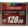 Compact Flash 128Gb Transcend, High Speed (TS128GCF800) 800-x