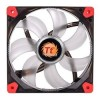 Case fan Thermaltake Luna Blue LED Fan  120x120x25 3pin 20.7dB 1200rpm (CL-F009-PL12BU-A)